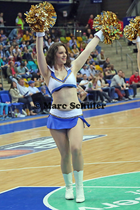 Fraport Skyliners Dance Team - Fraport Skyliners vs. Walter Tigers Tübingen, Fraport Arena Frankfurt
