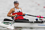 Morris Rachel (GBR),<br /> SEPTEMBER  9, 2016 - Rowing : <br /> Women's Single Sculls ASW1x<br /> at Lagoa Stadium<br /> during the Rio 2016 Paralympic Games in Rio de Janeiro, Brazil.<br /> (Photo by Shingo Ito/AFLO)