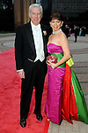 Danielle and John Ellis at the Houston Grand Opera Ball at the Wortham Theater Saturday April 09,2011.(Dave Rossman/For the Chronicle)