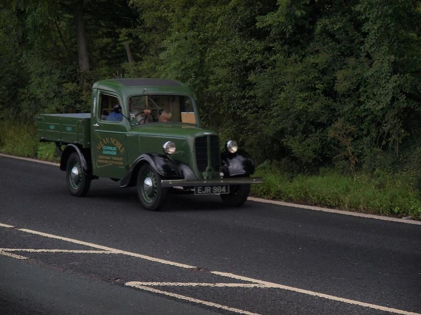 Bradford Jowett Pick Up Trucks - 1952