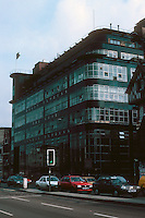 Sir Owen Williams: Daily Express Building, Manchester 1939. Photo '90.