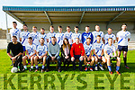 The St Marys Side who will play Spa, Killarney in the Intermediate Final in Fitzgerald's Stadium on Sunday at 2pm, pictured here front l-r; Maurice Fitzgerald(Manager), Conor O'Shea, Liam Sheehan, Vincent Devlin, Karen O'Neill, Jack Fitzpatrick, Daniel O'Sullivan, Nial O'Driscoll, Conor Quirke, back l-r; Liam O'Connell, Patrick Cournane, Daragh O'Sullivan, John Paul O'Mahony, Dylan O'Sullivan, Anthony Cournane, Brian Curran, Sean Cournane, Cormac O'Shea, Austin Constable, Aidan O'Sullivan & Bryan Sheehan.
