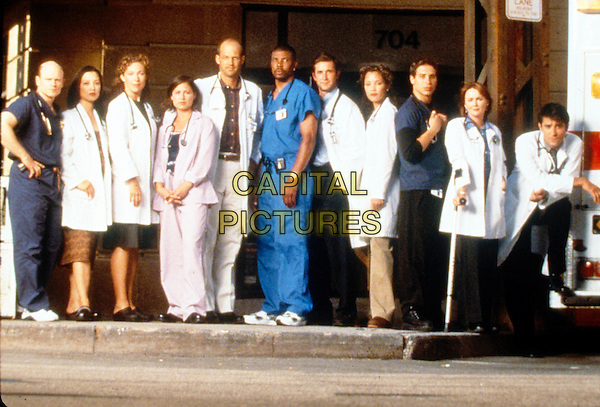 CAST.in E.R. - ER.Year 7.Ref: 10342FBAW.*Editorial Use Only*.www.capitalpictures.com.sales@capitalpictures.com.Supplied by Capital Pictures.