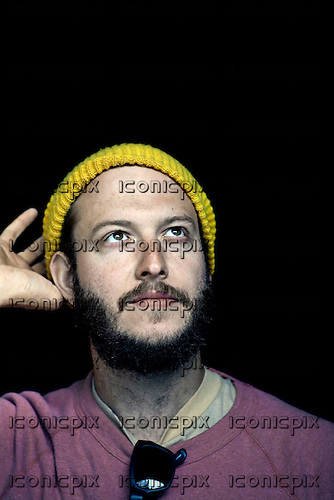 BON IVER - (Justin Vernon) - Photosession in Paris France - 27 Apr 2011.  Photo credit:  Philippe Levy/Dalle/IconicPix