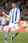Real Sociedad's Diego Reyes during La Liga match. March 1,2016. (ALTERPHOTOS/Acero)