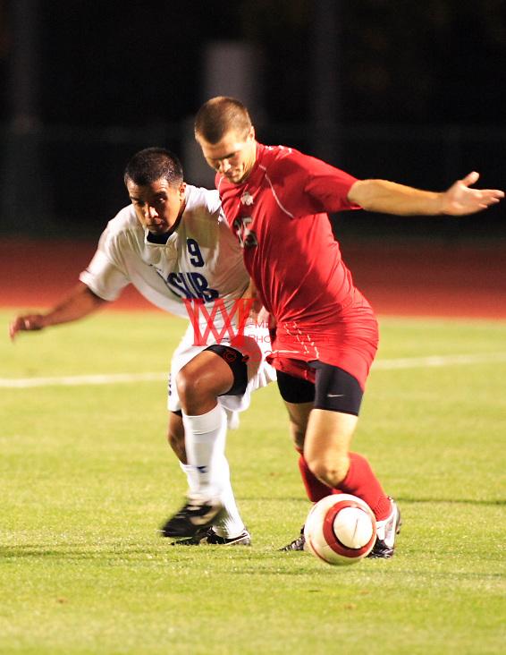The Ohio State University vs. California State University Bakersfield Men's Soccer