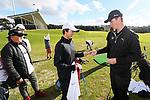 NZ Golf and Hyundai Partnership Launch, Remuera Golf Course, Auckland, New Zealand, Wednesday 10 July 2019. Photo: Simon Watts/www.bwmedia.co.nz