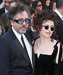 Tim Burton and Helena Bonham Carter attends the 83rd Academy Awards held at The Kodak Theatre in Hollywood, California on February 27,2011                                                                               © 2010 DVS / Hollywood Press Agency
