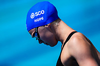 Picture by Alex Whitehead/SWpix.com - 06/04/2018 - Commonwealth Games - Swimming - Optus Aquatics Centre, Gold Coast, Australia - Lucy Hope of Scotland during the Women's 50m Freestyle heats.