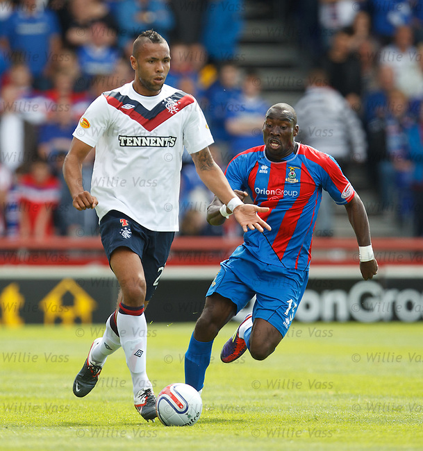 Kyle Bartley and Gregory Tade