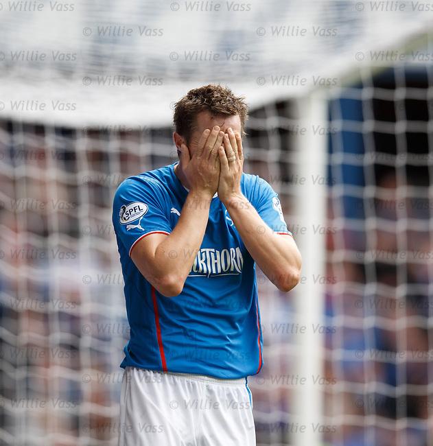 Jon Daly, Rangers