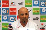 Selección 2015 Amistoso Chile vs USA Conferencia Jorge Sampaoli