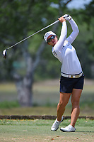 Sei Young Kim (KOR) watches her tee shot on 5 during round 3 of the 2019 US Women's Open, Charleston Country Club, Charleston, South Carolina,  USA. 6/1/2019.<br /> Picture: Golffile | Ken Murray<br /> <br /> All photo usage must carry mandatory copyright credit (© Golffile | Ken Murray)