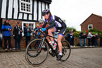 Picture by Alex Whitehead/SWpix.com - 13/05/2018 - British Cycling - HSBC UK National Women's Road Series - Lincoln Grand Prix - Pfeiffer Georgi.