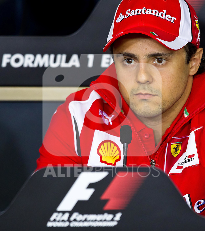 28.07.2011, Hungaroring, Budapest, HUN, F1, Grosser Preis von Ungarn, Hungaroring, im Bild Felipe Massa (BRA), Scuderia Ferrari // during the Formula One Championships 2011 Hungarian Grand Prix held at the Hungaroring, near Budapest, Hungary, 2011-07-28, EXPA Pictures © 2011, PhotoCredit: EXPA/ J. Feichter