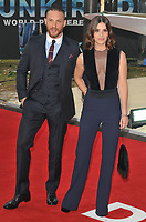 Tom Hardy and Charlotte Riley at the &quot;Dunkirk&quot; world film premiere, Odeon Leicester Square cinema, Leicester Square, London, England, UK, on Thursday 13 July 2017.<br /> CAP/CAN<br /> &copy;CAN/Capital Pictures /MediaPunch ***NORTH AND SOUTH AMERICAS ONLY***