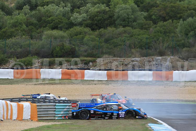 #20 DUQUEINE ENGINEERING (FRA) LIGIER JS P3 NISSAN LMP3 MAXIME PIALAT (CHE) ERIC CLEMENT (FRA) ANTONIN BORGA (CHE)