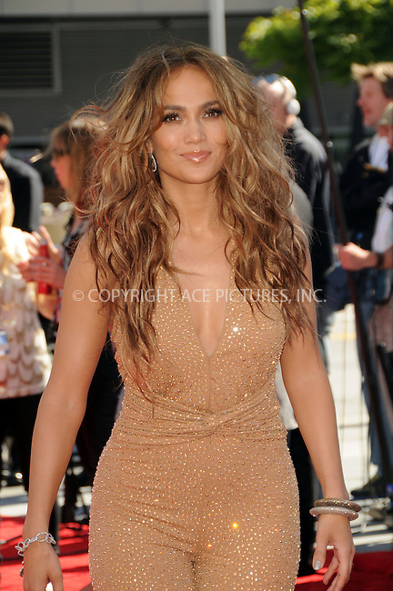 WWW.ACEPIXS.COM . . . . .  ....May 25 2011, Los Angeles....Jennifer Lopez arriving at the 'American Idol' season 10 finale results show at the Nokia Theatre LA on May 25, 2011 in Los Angeles, California. ....Please byline: PETER WEST - ACE PICTURES.... *** ***..Ace Pictures, Inc:  ..Philip Vaughan (212) 243-8787 or (646) 679 0430..e-mail: info@acepixs.com..web: http://www.acepixs.com