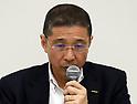 Nissan Motor president and CEO Hiroto Saikawa to resign