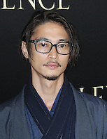 www.acepixs.com<br /> <br /> January 5 2017, LA<br /> <br /> Yosuke Kubozuka arriving at the premiere of 'Silence' on January 5, 2017 in Los Angeles, California.<br /> <br /> By Line: Peter West/ACE Pictures<br /> <br /> <br /> ACE Pictures Inc<br /> Tel: 6467670430<br /> Email: info@acepixs.com<br /> www.acepixs.com