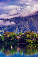 Nepal-Pokhara-Phewa Lake & Fish Tail Lodge