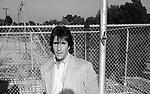 """Henry Winkler attending the Benefit Performance of Barbra Streisand's """"ONE VOICE"""" in Malibu, California.<br />September 1986"""