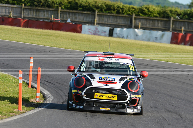 Mohammed Nalwalla - Excelr8 Motorsport Mini F56 JCW