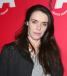 Caoilfhionn Dunne  attending the Opening Night after party for the Atlantic Theater Company's 'The Night Alive' at IL Bastardo on December 12, 2013 in New York City.