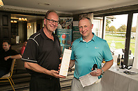 Nearest the pin 5th hole was won by Nigel Jones of Foremost Security