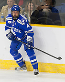 Phil Boje (AFA - 4) - The Harvard University Crimson defeated the Air Force Academy Falcons 3-2 in the NCAA East Regional final on Saturday, March 25, 2017, at the Dunkin' Donuts Center in Providence, Rhode Island.
