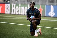 18-09-2018 Berna Football Calcio Champions League BSC Young Boys - Manchester United  <br /> Paul Pogba (Manchester) <br /> (Urs Lindt/freshfocus/Insidefoto)
