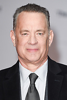 "Tom Hanks<br /> arriving for the European premiere of ""The Post"" at the Odeon Leicester Square, London<br /> <br /> <br /> ©Ash Knotek  D3368  10/01/2018"