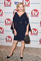 Sara Stewart at the TV Choice Awards 2017 at The Dorchester Hotel, London, UK. <br /> 04 September  2017<br /> Picture: Steve Vas/Featureflash/SilverHub 0208 004 5359 sales@silverhubmedia.com