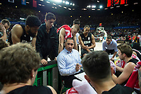 New Zealand Tall Blacks&rsquo; Coach Paul Henare in action during the FIBA World Cup Basketball Qualifier - NZ Tall Blacks v China at Spark Arena, Auckland, New Zealand on Sunday 1 July 2018.<br /> Photo by Masanori Udagawa. <br /> www.photowellington.photoshelter.com