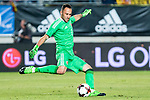 David Ospina of Colombia during the friendly match between Spain and Colombia at Nueva Condomina Stadium in Murcia, jun 07, 2017. Spain. (ALTERPHOTOS/Rodrigo Jimenez)