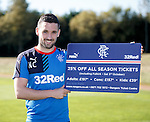 Nicky Clark promotes cheaper season tickets for Rangers fans
