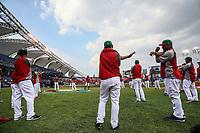 Aspectos del partido Mexico vs Italia, durante Cl&aacute;sico Mundial de Beisbol en el Estadio de Charros de Jalisco.<br /> Guadalajara Jalisco a 9 Marzo 2017 <br /> Luis Gutierrez/NortePhoto.com