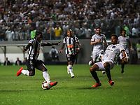 Belo Horizonte (MG), 31/07/2019 - Copa Sulamericana / Atlético MG x Botafogo -  Yimmi Chará do Atlético e Cícero do Botafogo pelas Oitavas de Final da Copa Sul-Americana no Estádio Independência em Belo Horizonte na noite desta quarta-feira, 31. (Foto: Rafael Costa/Brazil Photo Press)