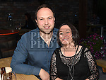 Chris and Annmarie Marshall pictured in the Lime Kiln Julianstown. Photo:Colin Bell/pressphotos.ie