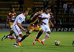 Deportes Tolima mandó de vuelta a la B a Uniautónoma FC, tras vencerlo 3-2 en el estadio Metropolitano de Techo de Bogotá. Este duelo fue por la fecha 17 de la Liga Águila 2015 II.