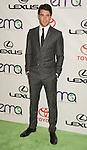 BURBANK, CA - SEPTEMBER 29: Josh Bowman arrives at the 2012 Environmental Media Awards at Warner Bros. Studios on September 29, 2012 in Burbank, California.