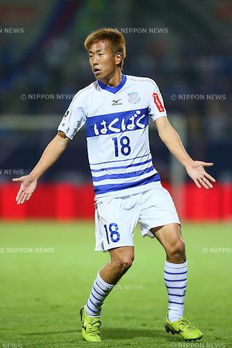 Yoshifumi Kashiwa (Ventforet), .APRIL 10, 2013 - Football /Soccer : .2013 J.LEAGUE Yamazaki Nabisco Cup .between Omiya Ardija 1-3 Ventforet Kofu .at NACK5 Stadium Omiya, Saitama, Japan. .(Photo by YUTAKA/AFLO SPORT)