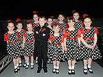 KidKast members who took part in the Schools Dance Allstars finals at the TLT. Photo:Colin Bell/pressphotos.ie