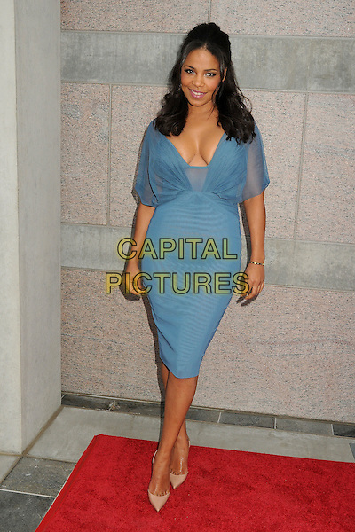 21 May 2015 - Los Angeles, California - Sanaa Lathan. 17th Annual CAST From Slavery to Freedom Gala held at The Skirball Center.  <br /> CAP/ADM/BP<br /> &copy;Byron Purvis/AdMedia/Capital Pictures