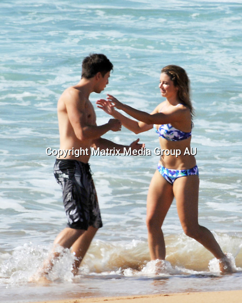 1 APRIL 2014 PALM BEACH AUSTRALIA<br />