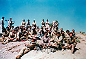 Iraq 1985?  Peshmergas of KDP in Berwari region during the armed struggle  Irak 1985? Peshmergas du PDK dans la region de Berwari pendant la lutte armee