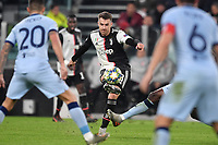 Aaron Ramsey of Juventus <br /> Torino 26/11/2019 Juventus Stadium <br /> Football Champions League 2019//2020 <br /> Group Stage Group D <br /> Juventus - Atletico Madrid <br /> Photo Andrea Staccioli / Insidefoto