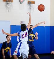 Hebron Rec Travel Basketball vs. Southington