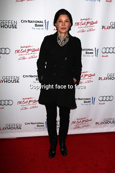 WESTWOOD, CA - December 05: Shohreh Aghdashloo at the &quot;I'll Eat You Last: A Chat With Sue Mengers&quot; Opening Night, Geffen Playhouse, Westwood, December 05, 2013. <br />