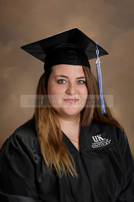 Schwartz, Emily photographed during the October, 2012, Grad Salute in Lexington, Ky.